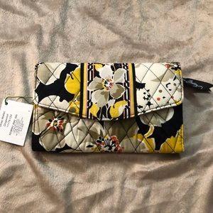 NWT Vera Bradley Strap wallet
